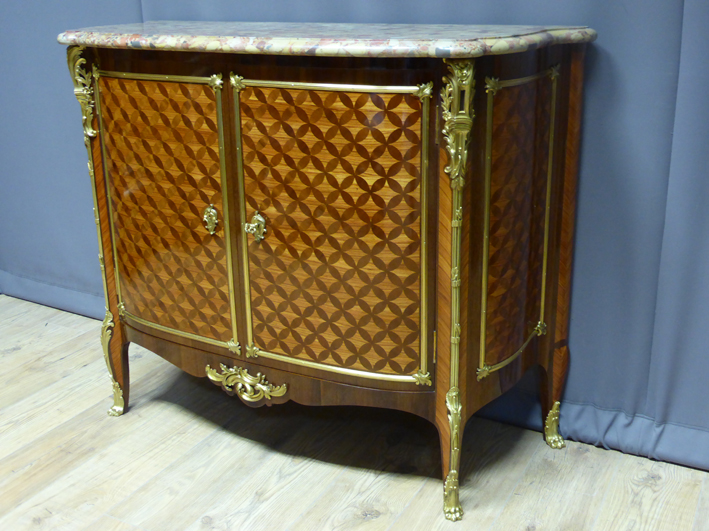 buffet 2 corps napoleon iii antiques in france. Black Bedroom Furniture Sets. Home Design Ideas