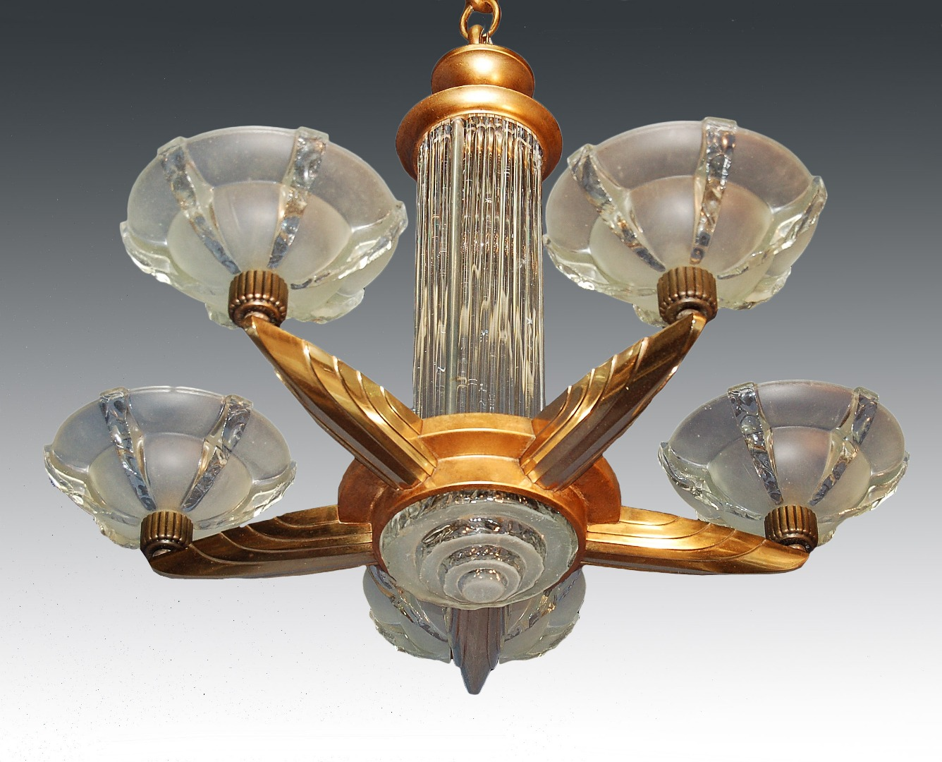 Art deco period light antiques in france for Art deco period