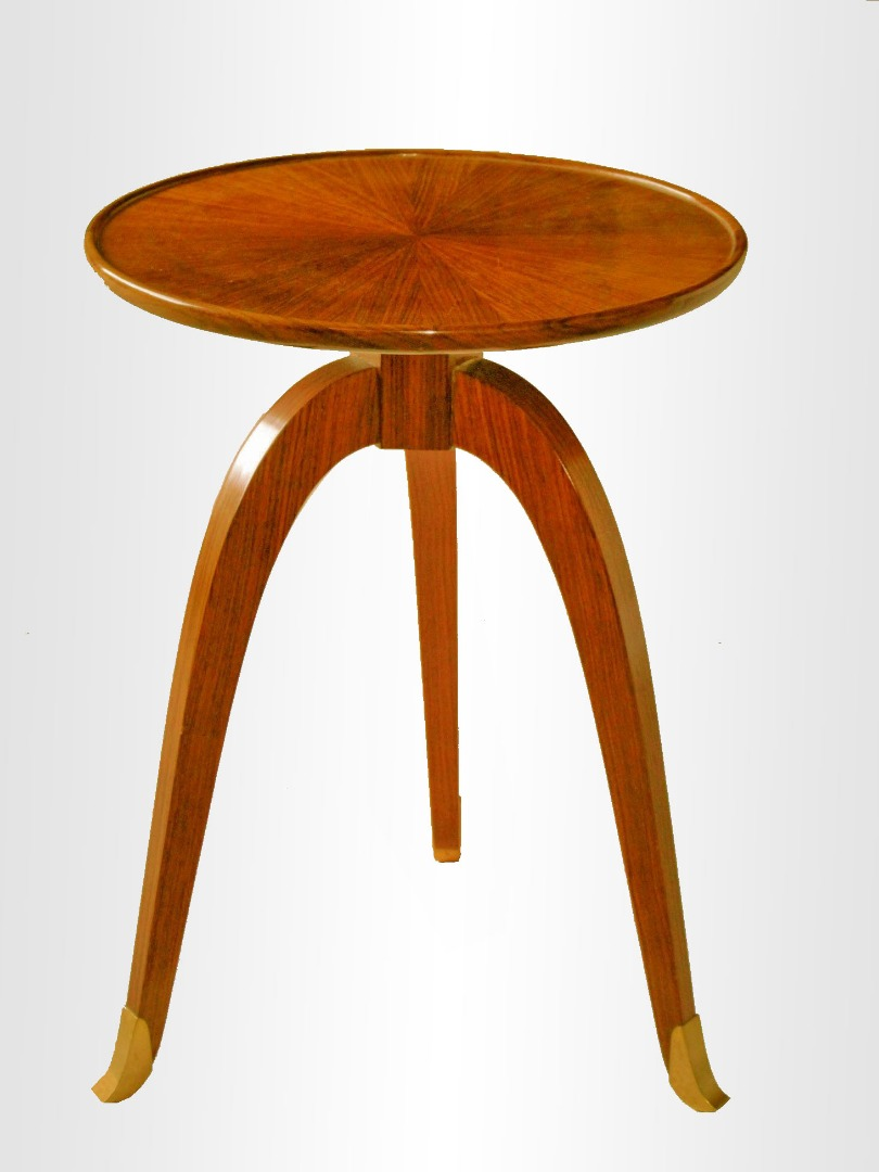E-J Ruhlmann Art Deco period occasional table