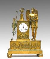EARLY 19th C CLOCK