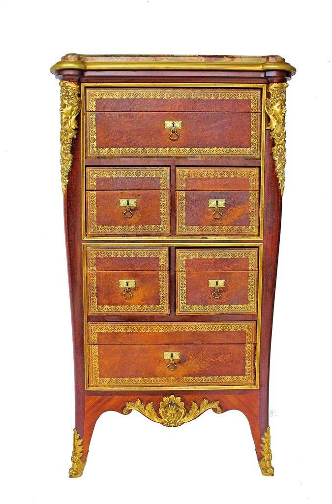 Your Search Bureau De Notaire A Cartonnier Antiques In France