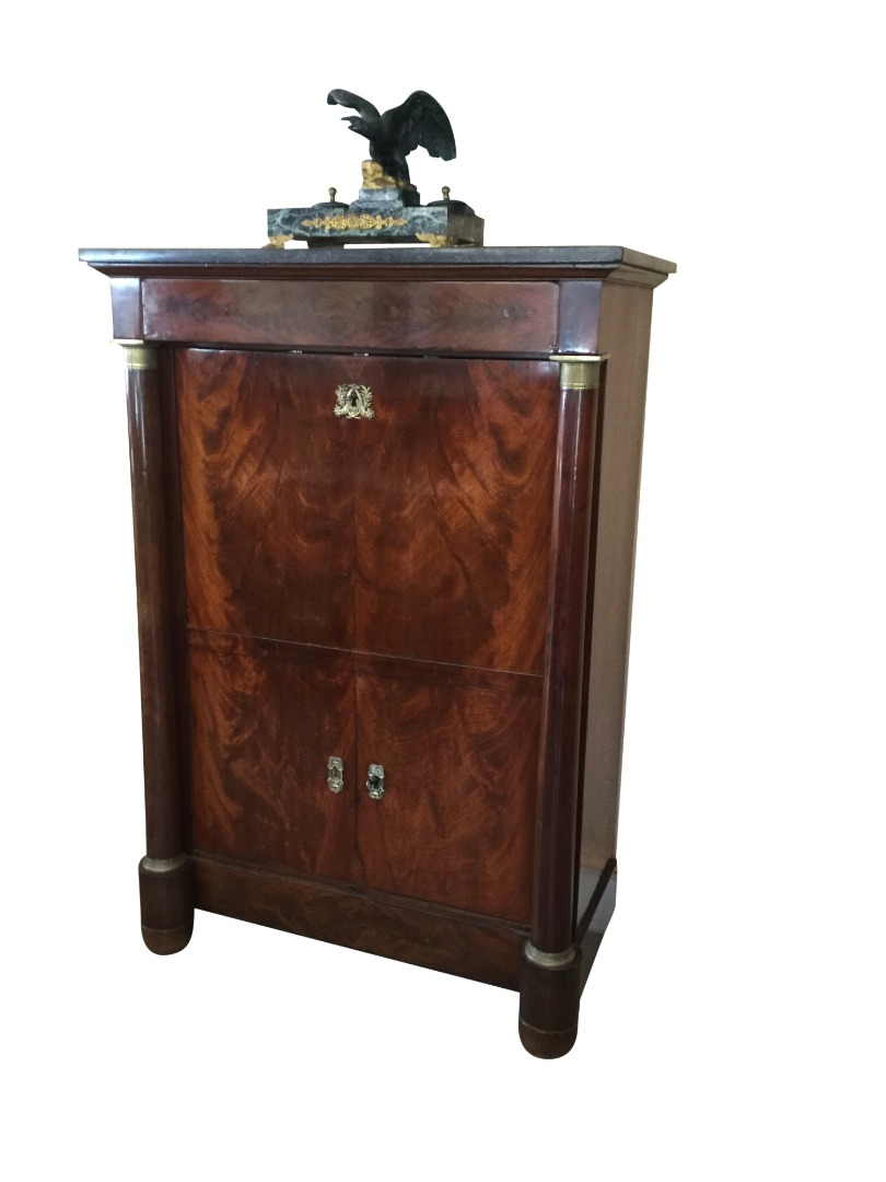 FRENCH EMPIRE PERIOD SECRETAIRE
