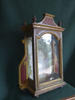 LATE 18th C PROVENCAL DISPLAY CABINET