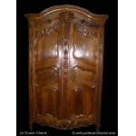 LOUIS XV PERIOD ARMOIRE