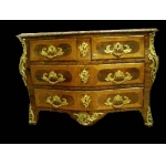 FRENCH REGENCY PERIOD CHEST OF DRAWERS
