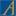 1880/1900 Venitian Mirror With Pediment - Blue Glass Adorned with Flowers