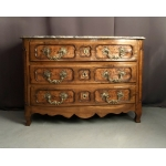 LOUIS XV PERIOD CHEST OF DRAWERS