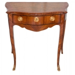 FRENCH TRANSITION PERIOD CONSOLE TABLE