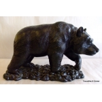 EARTHENWARE BEAR