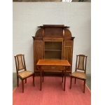 ART NOUVEAU PERIOD OFFICE FURNITURE