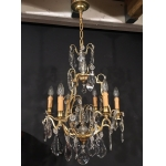 LOUIS XV STYLE  CEILING LIGHT