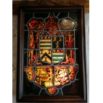 STAIN GLASS PANEL