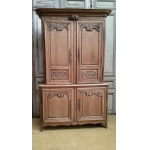 French antique  Normandy Wedding Sideboard XIX CTH