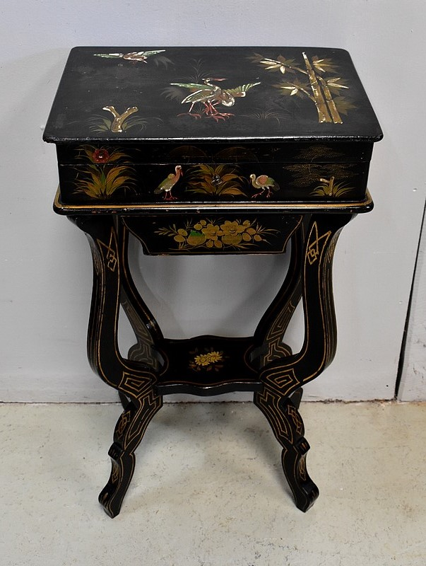 NAPOLEON III PERIOD  WORKBOX