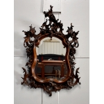 LOUIS XV ROCAILLE STYLE MIRROR