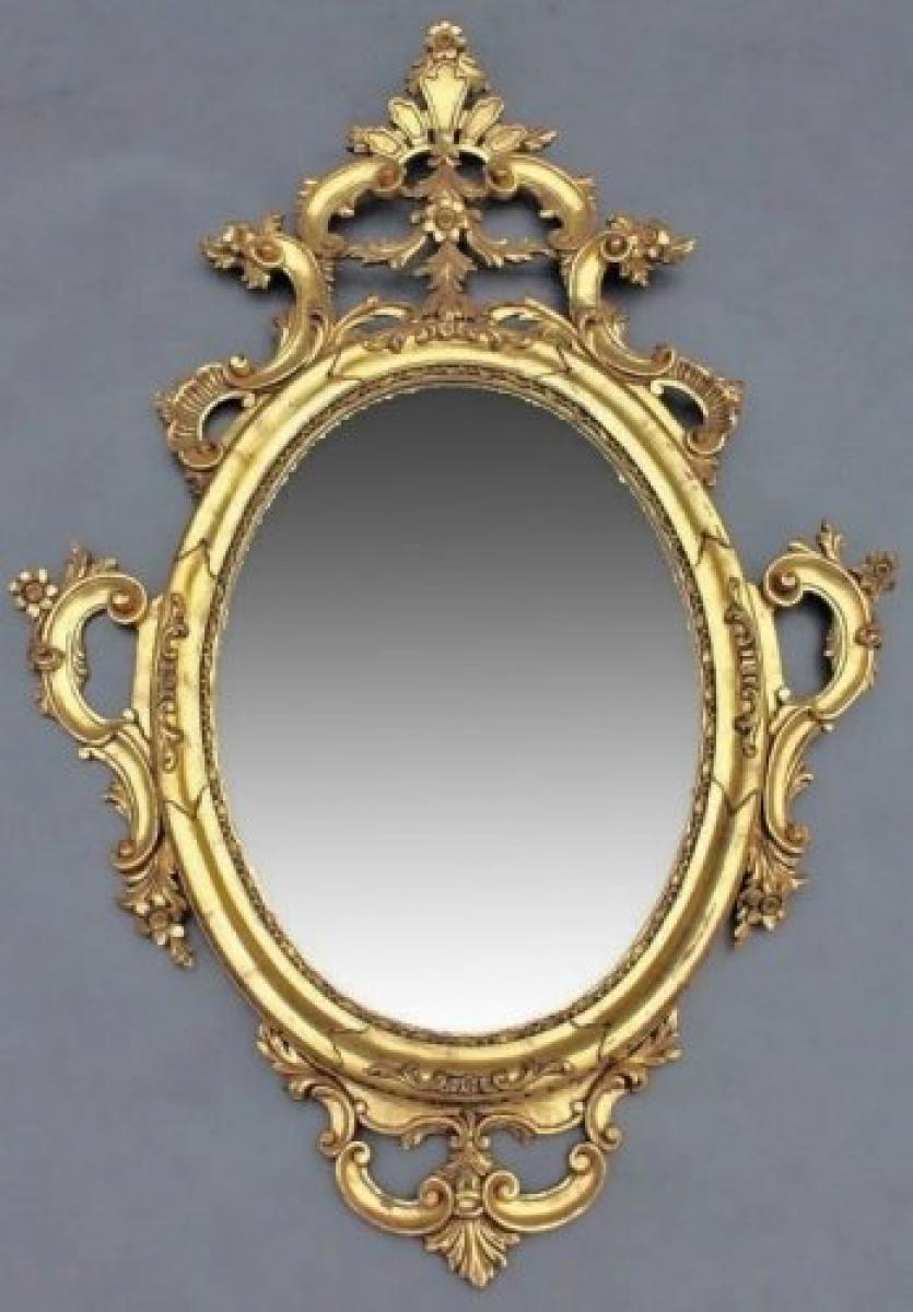 EARLY 19th C TRUMEAU MIRROR