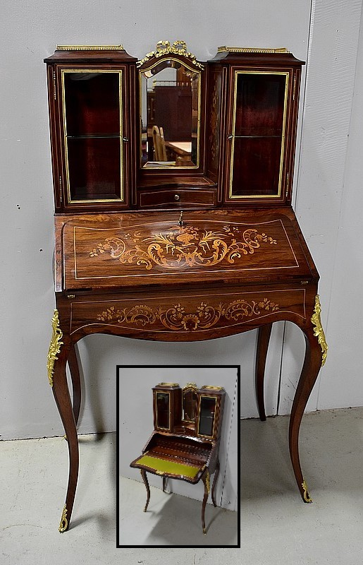 FRENCH RESTAURATION PERIOD WRITING TABLE