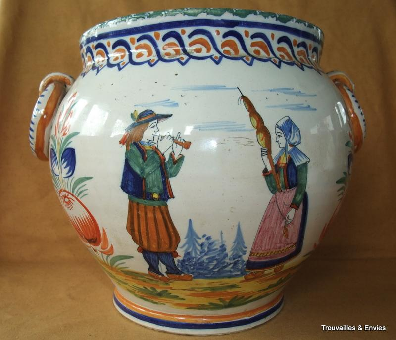 French Faience Porcelaine And Pottery Antiques In