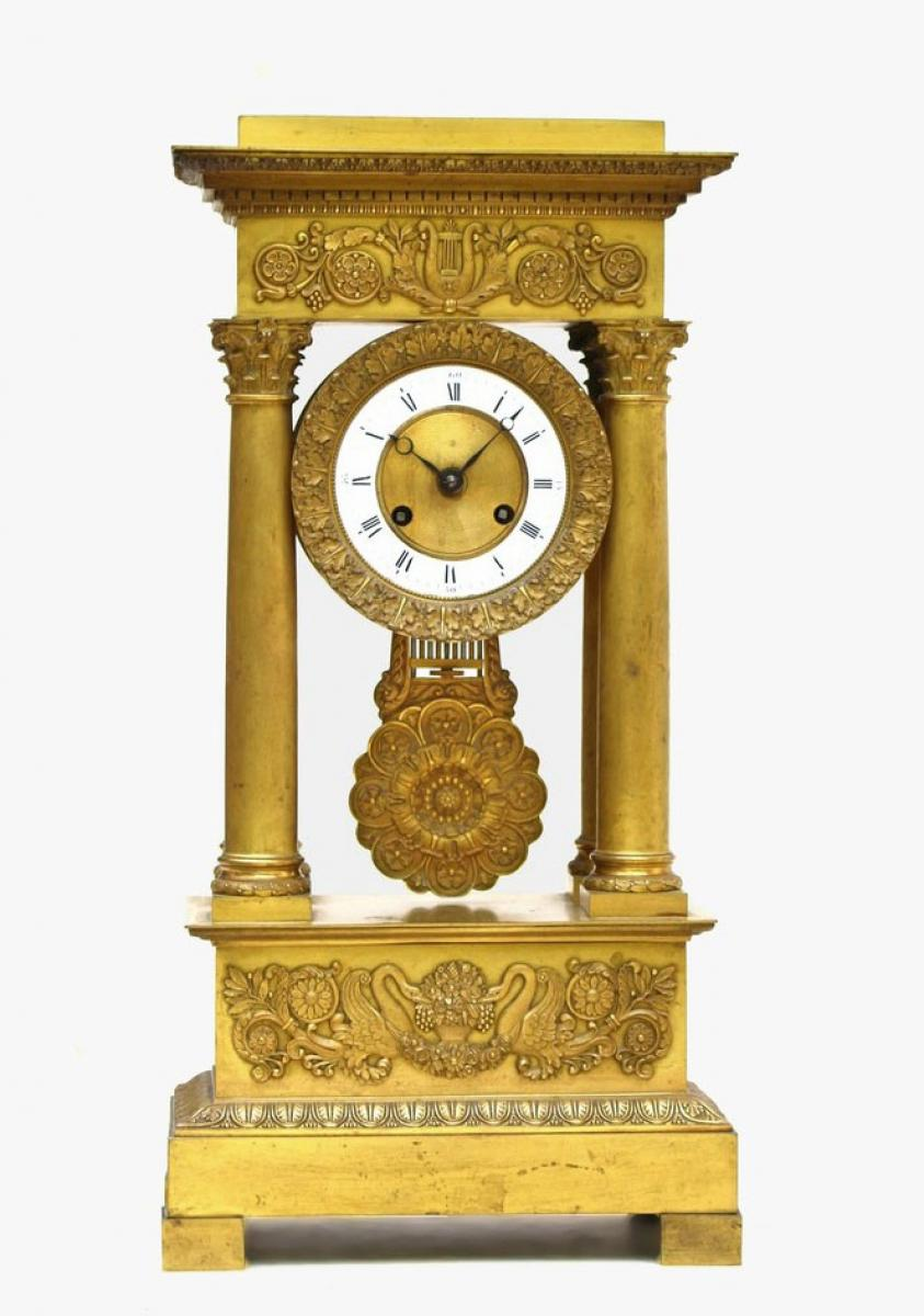 JEAEGER LE COULLTRE CLOCK