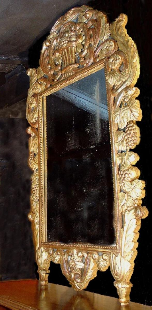 Mirrors 18th Century Antiques In France