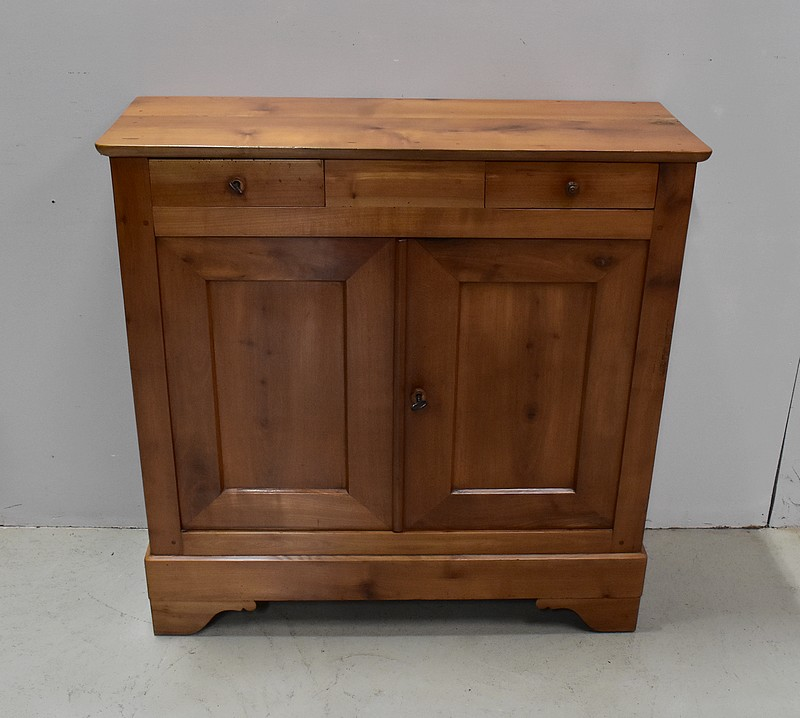 FRENCH TRANSITION STYLE CARTONNIER-BUFFET