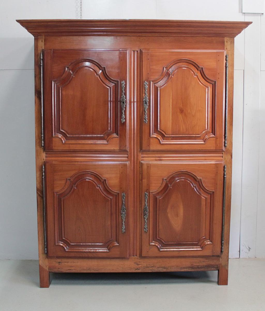 FRENCH EMPIRE PERIOD ARMOIRE