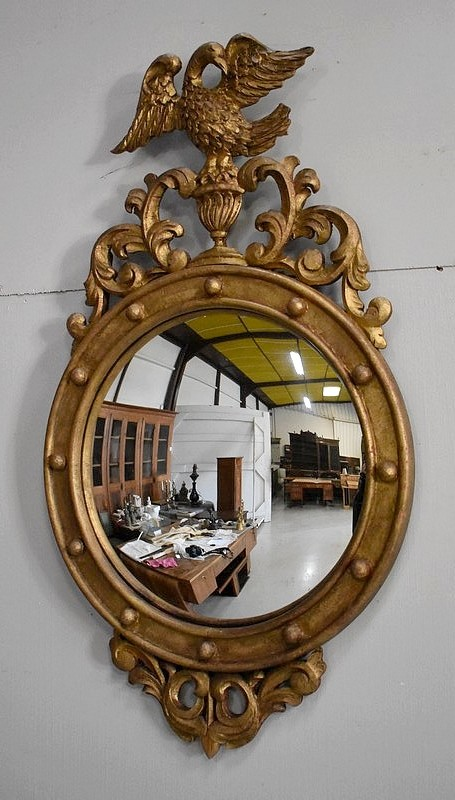 LOUIS PHILIPPE PERIOD MIRROR