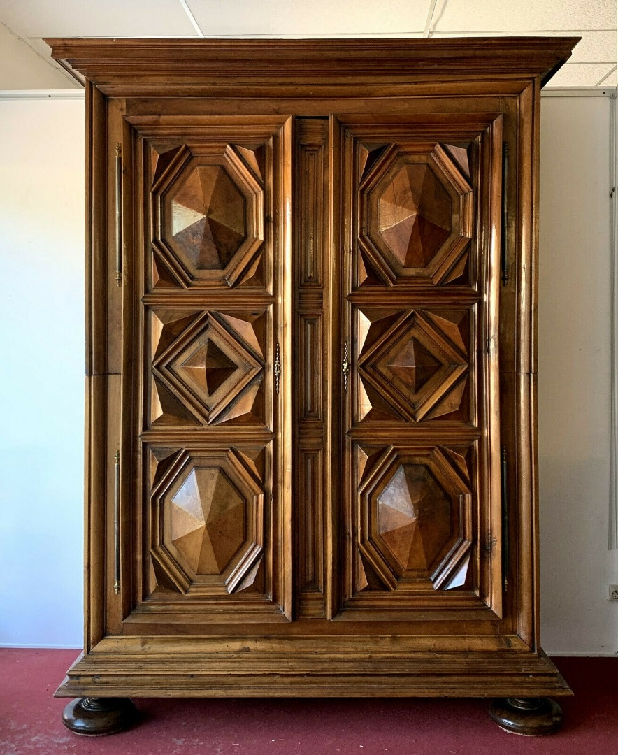 LOUIS XIII PERIOD ARMOIRE