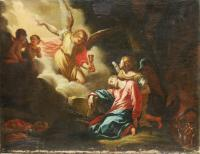 Christ in the Garden after Francesco Trevisani (1656 - Rome 1746)