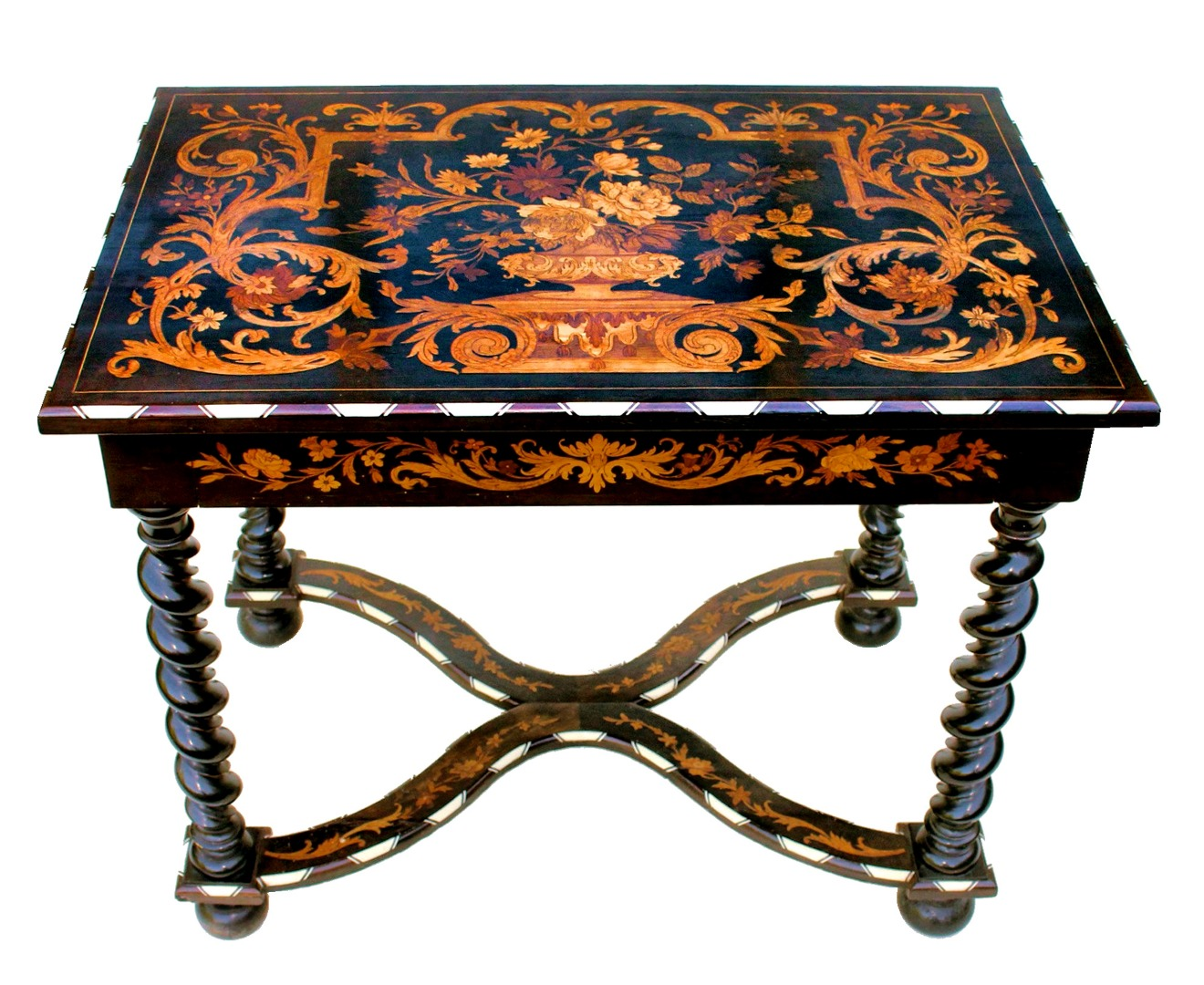 NAPOLEON III PERIOD TABLE