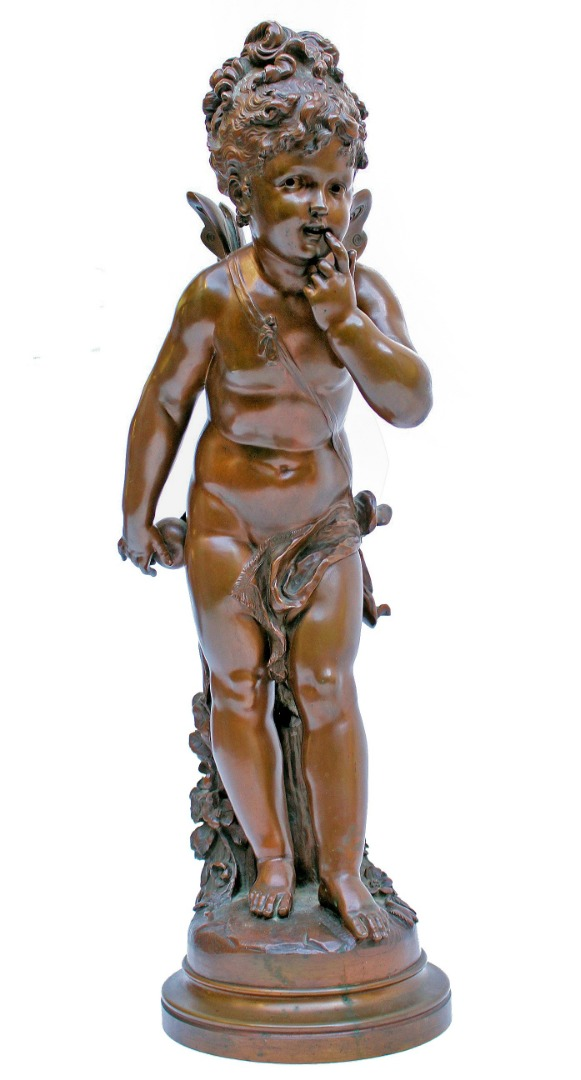 BRONZE SCULPTURE by Paul Duboy (1830-1887)