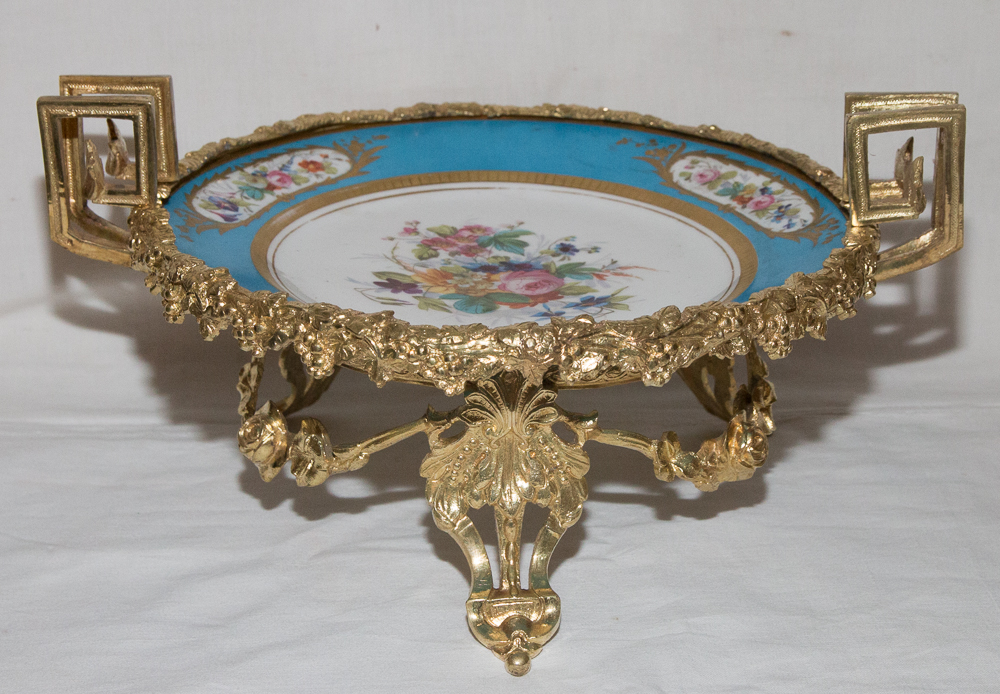 LOUIS PHILIPPE PERIOD BOWL IN SEVRES PORCELAIN