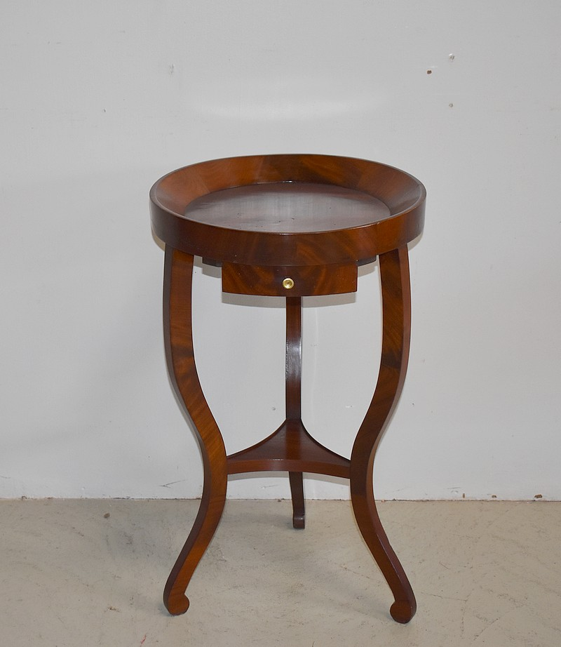 FRENCH RESTAURATION STYLE OCCASIONAL TABLE