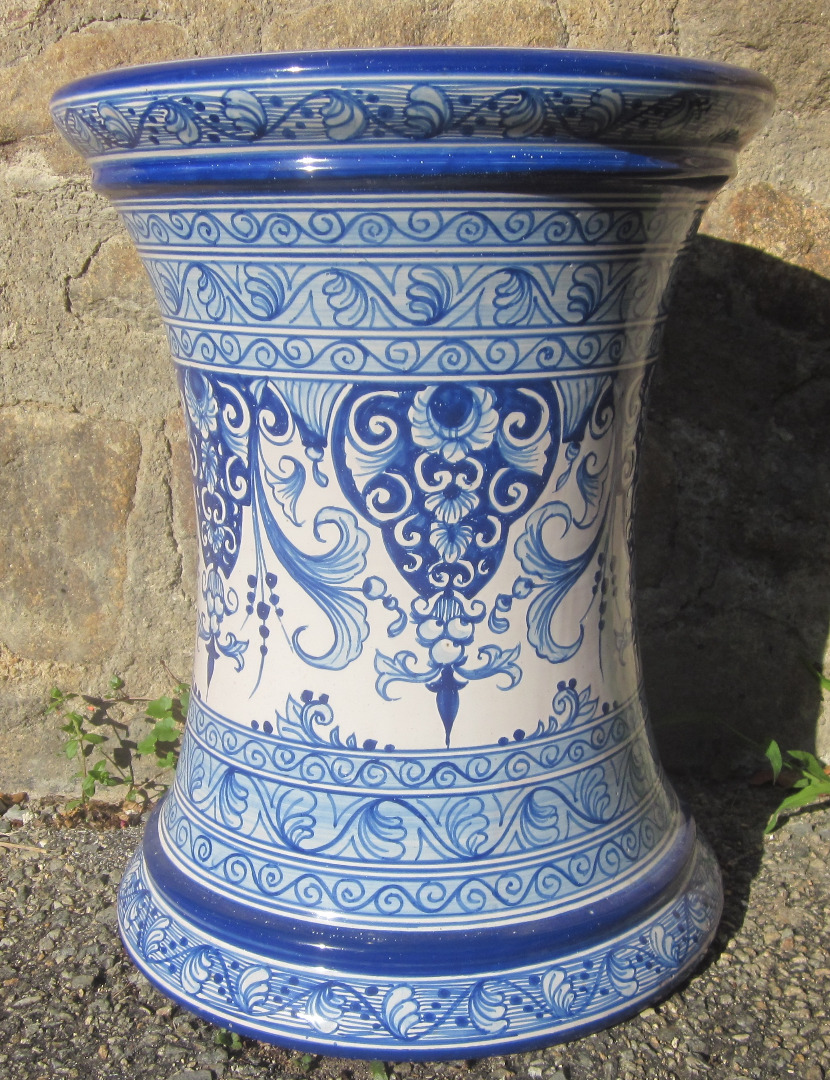 NEVERS FAIENCE COLUMN