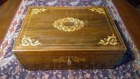 FRENCH RESTAURATION PERIOD BOX