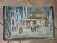 20th C WATERCOLOUR SIGNED STANNARD