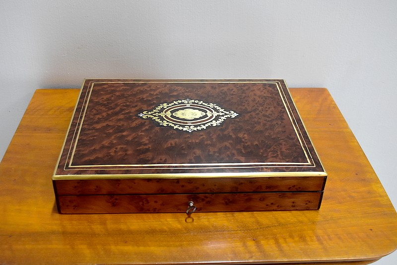 Very refined gaming cabinet - Napoleon III