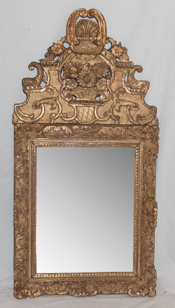 FRENCH REGENCY PERIOD MIRROR