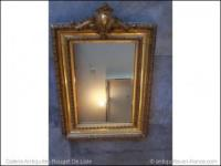 Mirror of the Regency style 19 th C