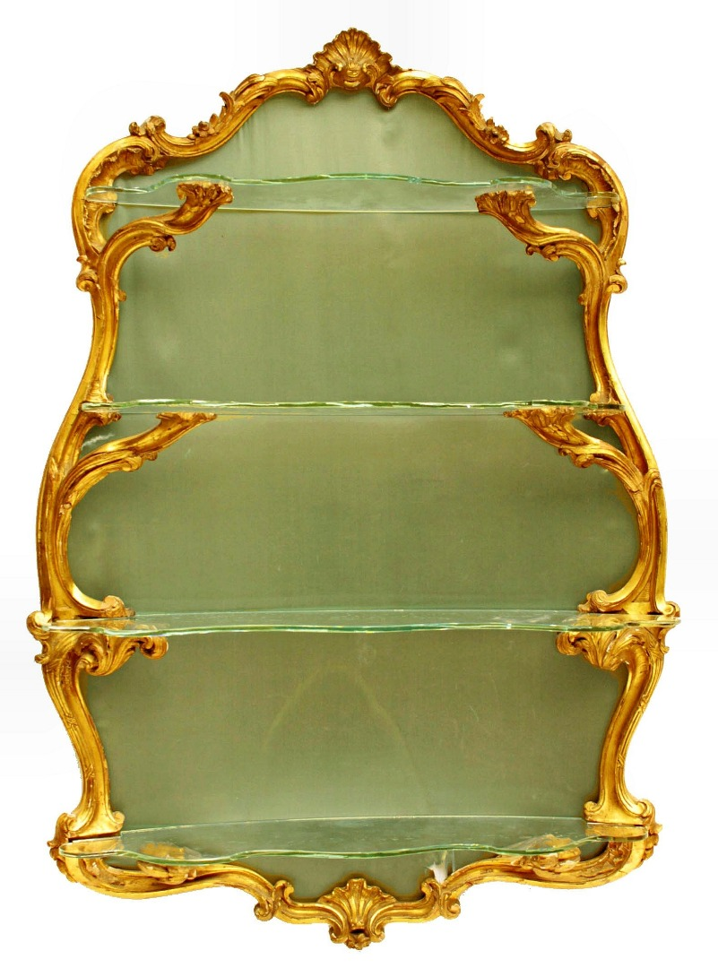 NAPOLEON III PERIOD SHELF