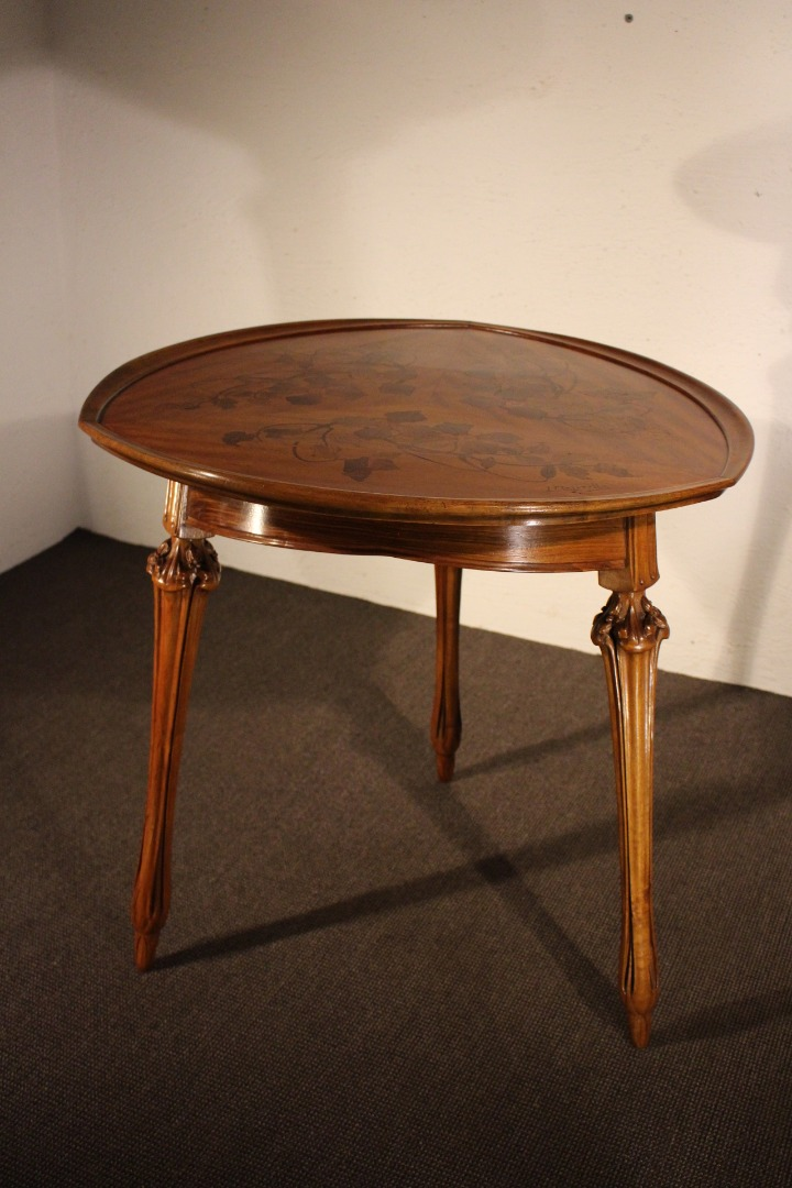 ART NOUVEAU PERIOD OCCASIONAL TABLE