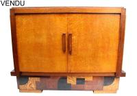 ART DECO PERIOD BUFFET BY MICHEL DUFET