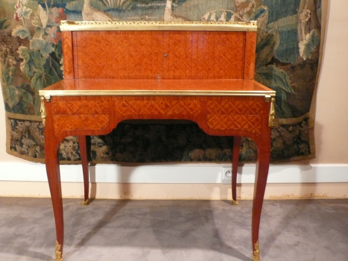 FRENCH TRANSITION STYLE DESK