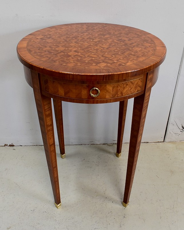 FRENCH DIRECTOIRE STYLE TABLE