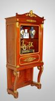 Second Empire Period Display Cabinet