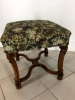 LOUIS XIV STYLE FOOT STOOL