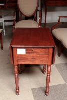 LOUIS PHILIPPE PERIOD DROP-LEAF TABLE