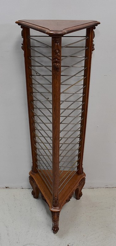 ROCAILLE STYLE PLATE RACK