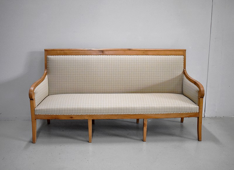 Restoration/Directoire Long bench - XIXth