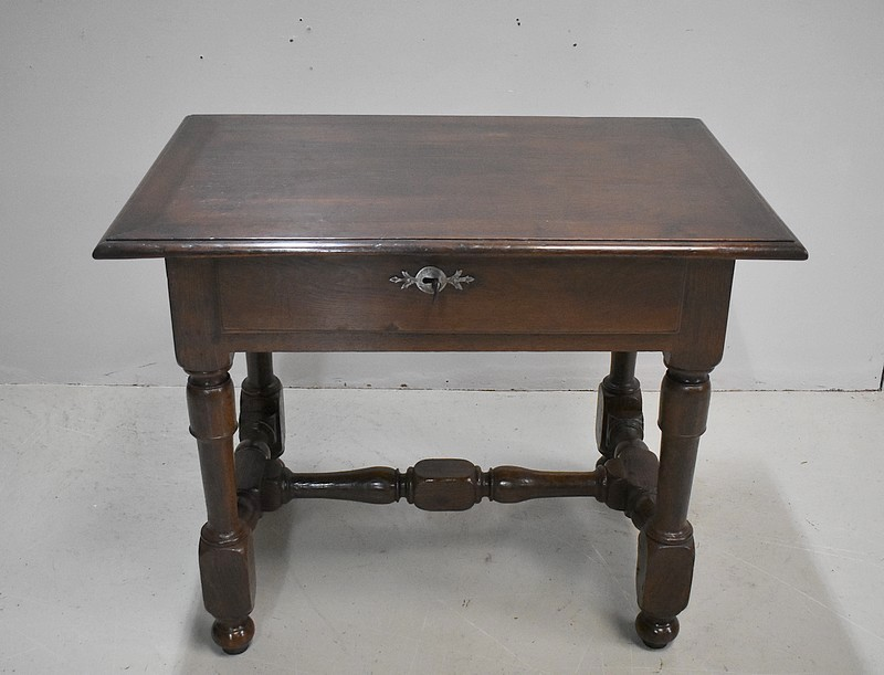 LOUIS XIV PERIOD WRITING TABLE